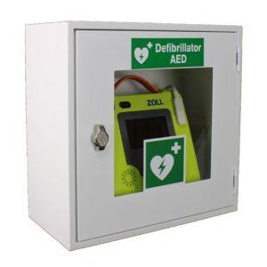 WallCase 10 mit AED Piktrogramm